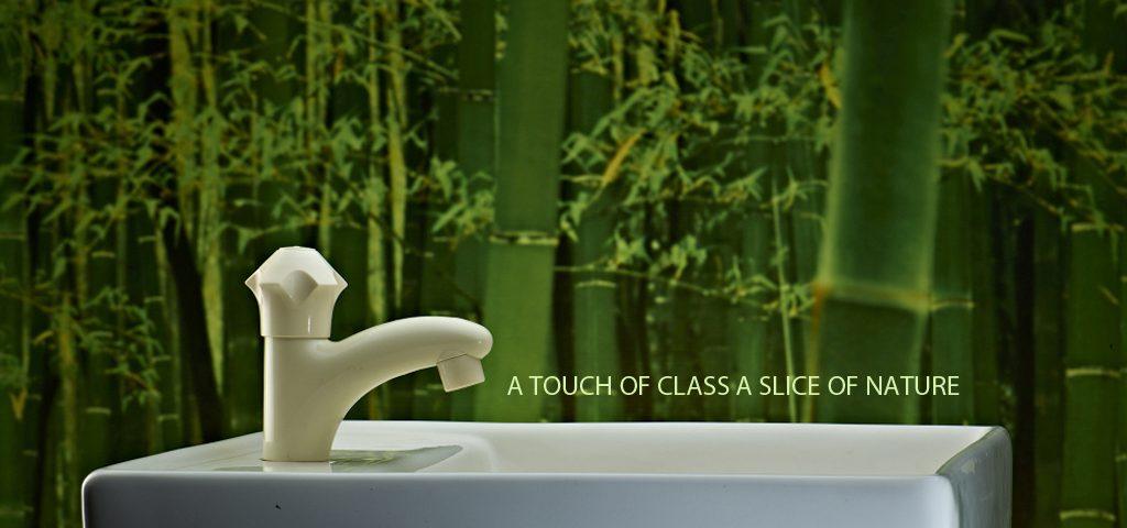 Designer Series Taps - Artic Bath